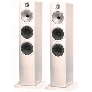 Bowers & Wilkins 603 S2 Anniversary White